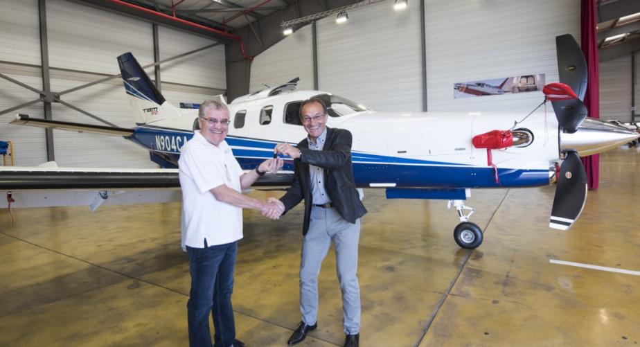 TBM Mentor Pilot Services